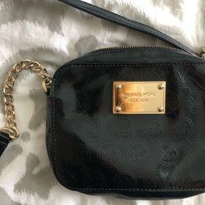 Michael Kors Small Black Shoulder Bag